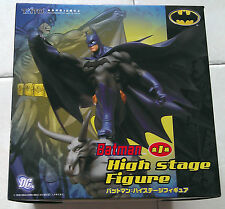 "TAITO Batman High Stage Figure (6"" tall Detailed Dark Knight with Diorama Base)"