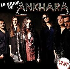 ANKHARA Lo Mejor De Ankhara CD 12 tracks FACTORY SEALED NEW 2006 Locomotive