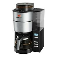 MELITTA 1021-01 Aroma Fresh coffee machine with timer and grinder NEW