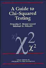 A Guide to Chi-Squared Testing (Wiley Series in Probability and Statistics), Goo
