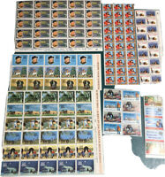 120+ ASSORTED MNH SEALS SEE IMAGES MAKE AN OFFER B2G1F 325