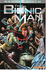 The Bionic Man No.8 / 2012 The Six Million Dollar Man / Alex Ross Cover