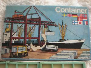 Container, ein Wicor Spiel, Selten