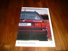 VW Passat Variant Prospekt 01/1994