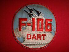 US Air Force CONVAIR F-106 DELTA DART ULTIMATE INTERCEPTOR Patch