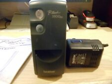 Brother P-Touch PT-2500PC Label Printer W/Power Supply and Manual
