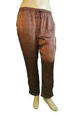 LAUREN RALPH LAUREN DRAWSTRING-WAIST STRIPED PANTS MULTI 14 $109