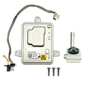 OEM For 12-15 BMW F30 F31 328i 335i Xenon Ballast & D1S Bulb Module Control Unit
