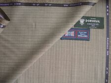 DORMEUIL 'Amadeus 365' LUXURY WOOL FABRIC - 3.4 m.- MADE IN ENGLAND– BY Dormeuil