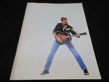 George Michael 1988 Japan Tour Book Concert Program Wham ! Faith era