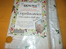 COPRILAVATRICE In PVC Per Lavatrice Con Carico Dall'Alto