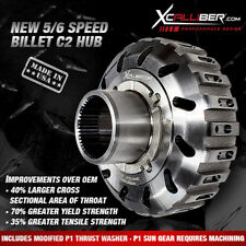 Allison 1000 Transmission Xcalliber Performance C2 Billet Hub - 4140 HTSR Steel