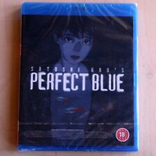 Perfect Blue (Blu-ray UK release)