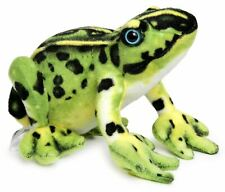 Frisco the Frog | 10 Inch Poison Dart Tree Frog Stuffed Animal Plush