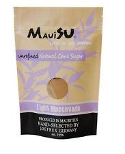 MauiSU unraffinierter Rohrzucker 500g - verschiedene Sorten 0,59�'�/100g