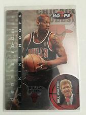 1997-98 Hoops Talkin 'Hoops Dennis Rodman [ERROR-CARD/MISPRINT]