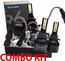 TT R6 S - Series 3200 Lms 30W Xenon Bright White LED Kit 9005 and 9006 Bulbs