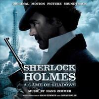 HANS ZIMMER (COMPOSER) - SHERLOCK HOLMES: A GAME OF SHADOWS [ORIGINAL SCORE] USE