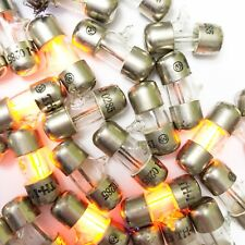 10x Vintage old neon light bulbs discharger TN-1 from ex-USSR NOS for DIY