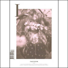 Taeyeon - I (Mini Album) photocard SNSD Girls Generation New Sealed CD
