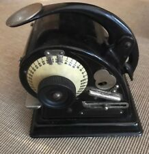 Antique Protectograph Model H Check Protector -Embosser  No295115