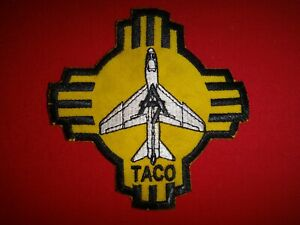 US Air Force 188th Fighter Squadron 150th Operations Group TACO Patch