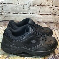 Dickies Work Safety Slip Resistant Mens Black Work Hospitality Shoes Size 7.5