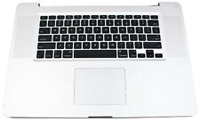 """NEW 661-6077 Apple Top Case w/ Keyboard Trackpad for MacBook Pro 17"""" 2011 A1297"""