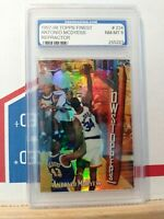 1997-98 Topps Finest Showstoppers Refractor Antonio McDyess #234 PGS 8 NM-MT+