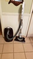 Kenmore Model 116 Purple Canister Vacuum Cleaner with New Bag