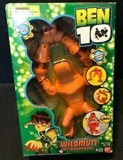 Bandai Ben 10 Metamorfigures Wildmutt Figure NEW factory sealed