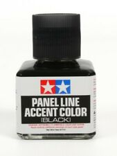 Tamiya Panel Line Accent Color Black (40ml)