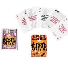 BICICLETTA anni'70 Deckades, Party Starters-Quiz e carte da gioco