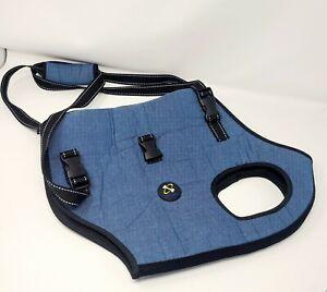 COODEO Dog Lift Harness, Pet Support & Rehab Sling Lift Adjustable Vest Medium