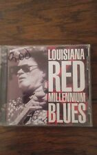 Millennium Blues by Louisiana Red (Cd, May-1999, Earwig) willie big eyes smith