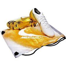 Nike Mercurial Vapor 12 Elite SE FG Limited 2000 Gold/White CI0907-170 Mens Size