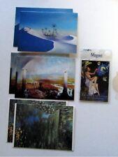 Jeffrey Bedrick Art Greeting Cards All Occaison (Blank) Set/6 #5