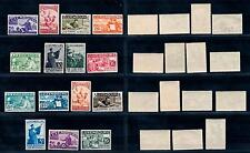 [55951] Luxembourg 1935 Intelectualls COMPLETE PERFECT SET  MNH original gum!