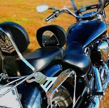 DRIVER RIDER BACKREST YAMAHA XVS 950 / XVS 1300  / XV 1900 MIDNIGHTSTAR