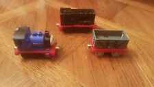 Thomas the train Take n Play 3 Train Lot. Sir Handel, Diesel, Troublesome Truck!