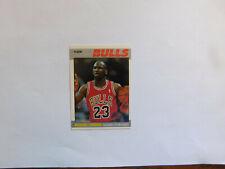 Michael Jordan 1987-88 Fleer 2nd Year Base Card #59 BULLS HOF Nice actual photos