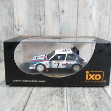 IXO RAC031 - 1:43 - Lancia Delta S4 Winner Monte Carlo  1986 - OVP - #AL44829