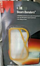 HEADLIGHT BEAM BENDER -PAIR OF FOR DRIVING ABROAD