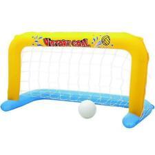 Bestway Wasserball Tor mit Ball Spielzeug für Pool Wasserspielzeug aufblasbar