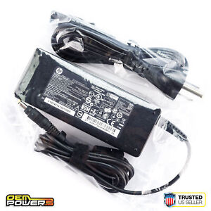 Genuine Original OEM HP TPC-CA54 65W 19.5V 3.33A AC Adapter Power Supply Charger