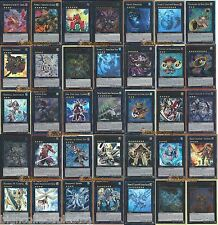 Yugioh x10 XYZ Monster Exceed Number Pack yes 10x XYZ monsters