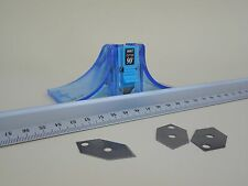 MOUNT BOARD CUTTER 45° 90° & 60cm STEEL RULER & SPARE BLADES COMPLETE KIT MCR60R