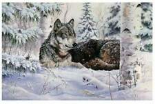 Mark Daehlin Heart And Soul  #735/2000  $300 Value MINT Wolves Wolf
