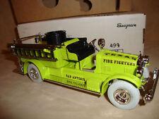 Texas Fire Fighters San Antonio #1 St #2871 Tr.# 499