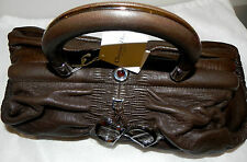 Superbe Sac Dior Karenina Cuir Marron Neuf/ Beautiful Bag Dior New leather borsa